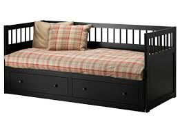 daybed black wood daybed with trundle awesome black daybed black
