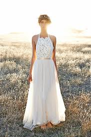timeless bohemian wedding dresses from grace loves lace green