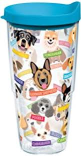periodic table of dogs amazon com tervis periodic table of dog breeds 24oz pets life
