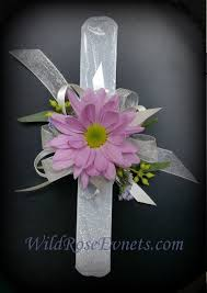 cheap corsages for prom simple inexpensive wrist corsage lavender on a