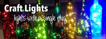 craft lights mini lights with one