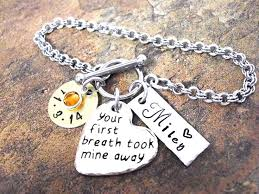 Baby Personalized Jewelry 39 Best New Baby New Mom Personalized Jewelry Images On Pinterest