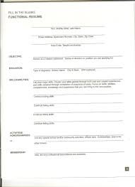 Job Resume Blank Forms by 28 Resume Form Resume Format Basic Resume Form Free Resume