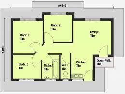 low budget modern 3 bedroom house design simple plans no garage