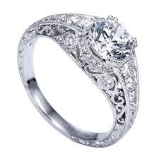 filigree engagement rings white gold filigree diamond rings wedding promise diamond