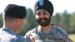 Most Decorated Soldier Currently Serving Sikhs Applaud Us Army U0027s Easing Of Restrictions On Turbans Beards