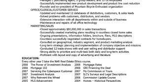 resume gorgeous real estate resume deal sheet astounding real
