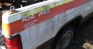 Dodge Ram Truck Model Years - shelby u0027s last hurrah dodge ram rod hall edition