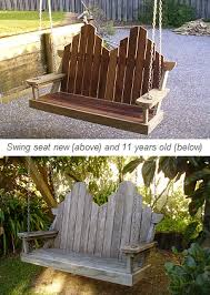 how to make a bench swing introduction