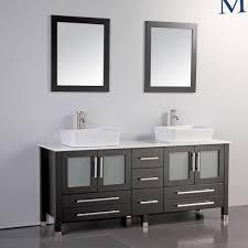 60 Double Sink Bathroom Vanity Reviews White Double Sink Bathroom Vanities Accessories Plans Cabinets