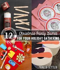 Party Games For Christmas Adults - 12 christmas party games for your holiday gathering