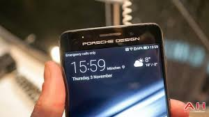 porsche design phone hands on with the huawei porsche design mate 9 androidheadlines com