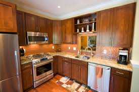 small kitchen ideas with brown cabinets remodeling and design ideas for small kitchens