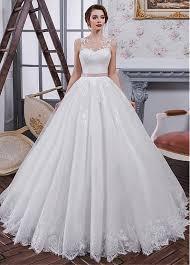 buy wedding dress buy discount chic tulle organza neckline gown wedding