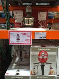 kitchenaid mixer black friday the costco connoisseur cook u0027s illustrated recommendations at costco