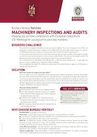 bureau veritas industrial services bv s reefer machinery inspection practice bureau veritas