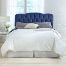 Upholstered Headboard Cheap by Headboard Emily Grey Button Tufted Fabric Twin Size Headboard