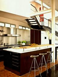 kitchen ideas for small spaces modern open kitchen ideas with diy and chairs best for small spaces