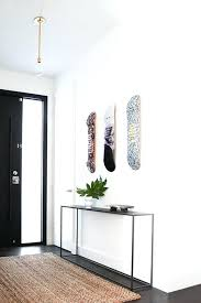 Slim Entry Table Thin Console Tables Home Design Ideas And Pictures