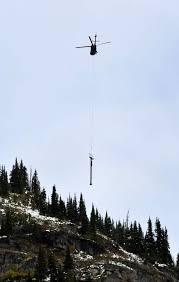 Helicopter Chair Whitefish Pilot Local News Helicopter Moves Chair 5 Towers To