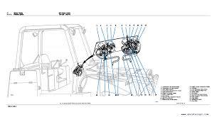 john deere 655 crawler loader tm1250 technical manual pdf repair