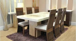 dining room table six chairs six chair dining table set duijs info