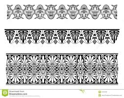 border ornament stock vector illustration of decor abstract 4169720