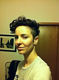 curly haircuts dc tomboy hairstyles for curly hair fresh androgynous haircuts short