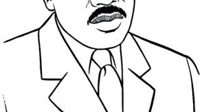 Martin Luther King Coloring Martin King Coloring Pages Preschool Mlk Coloring Pages
