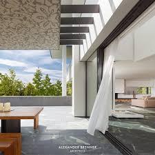 modern villa design incredible su house by alexander brenner
