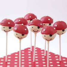 eight pirate cake pops by the cake pop company