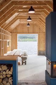 norwegian interior design norwegian boathouse transformed into glowing summerhouse