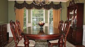 Dining Room Window Treatment Ideas Curtain Ideas For Bow Windows Lovely Window Treatment Ideas For