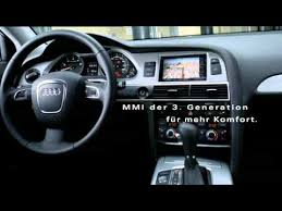 audi a6 tv audi a6 tv commercial stillstand 2009