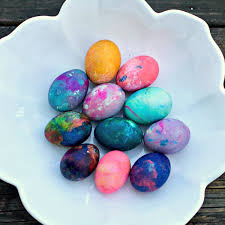 how to color easter eggs the best way to color eggs with whipped cream for beautiful results