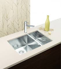 Kitchen Stainless Steel Undermount Kitchen Sink Undermount - Double kitchen sink