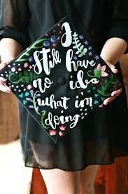 Graduation cap decoration ideas and plus college graduation hat