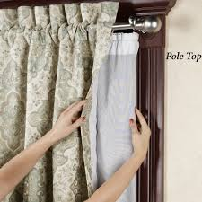 Magnetic Curtain Brackets by Curtain Magnetic Curtain Rods Home Depot Home Depot Blinds