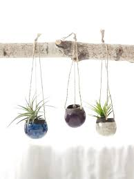 Indoor Hanging Garden Ideas Small Hanging Planters It Guide Me