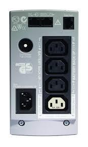 Apc Back Ups Bk 650 Uninterruptible Power Supply 650va