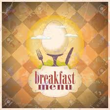 breakfast menu design templates funeral announcement template free