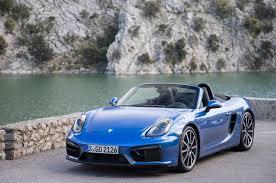 Porsche Boxster 2015 - porsche launches the boxster gts u0026 cayman gts in india machines