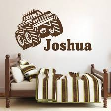 online get cheap 3d tractor stickers aliexpress com alibaba group customer made personalised name tractor car wall art stickers kids baby boy vinyl decal you choose name and color