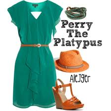 Perry Platypus Halloween Costume 36 Perry Platypus Images Perry