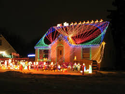 outdoor christmas yard decorating ideas at light photos