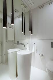 Bathroom Hanging Lights Inspiring Bathroom Pendant Lights With House Design Pictures