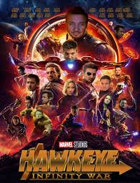 Hawkeye Meme - everyone s making memes about hawkeye being left out of infinity