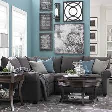 Gray Blue Living Room 3 Ideas Para Elegir El Color De Tu Sala Teal Accent Walls Teal