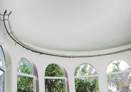 Amazon Curtain Rails Bay Window Curtain Rods U2013 Massagroup Co