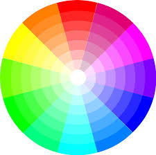 color wheel rgb 6 tints by cinemacookie color pinterest